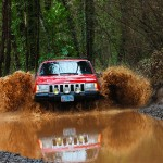 Jeep Cherokee splash
