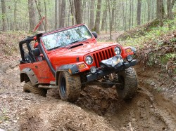 Jeep Offroad Lights
