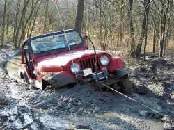 Jeep Winch
